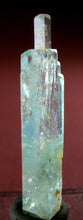 Load image into Gallery viewer, Beryl var. Aquamarine from Erongo Mts., Erongo, Namibia