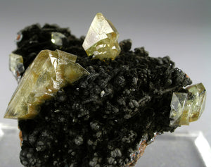 Adamite from Ojuela Mine, Mapami, Durango, Mexico