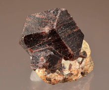 Load image into Gallery viewer, Garnet var. Almandine from Green's Farm, Roxbury, Connecticut, USA