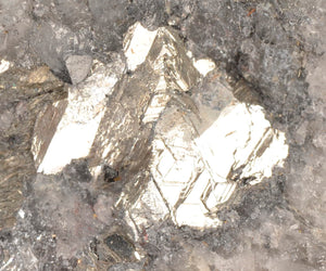 Antimony from Matilde Mine, La Vinuela, Malaga, Andalucia, Spain