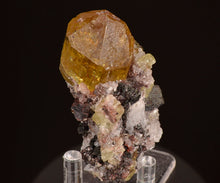 Load image into Gallery viewer, Apatite var. Fluorapatite from Cerro Mercado, Durango, Mexico
