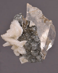 Apophyllite from 2nd Sovietski Mine, Dal'negorsk, Far-Eastern Region, Russia