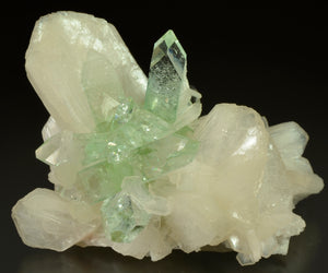 Apophyllite from Pandulena Quarry, Nasik, Maharashtra State, India