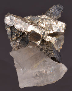 Arsenopyrite from Yaogangxian Mine, Hunan Province, China