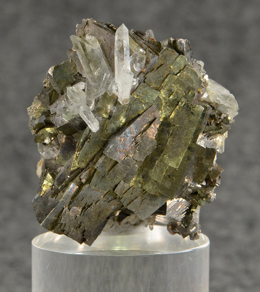 Arsenopyrite from Tajo Mine, Hidalgo del Parral, Chihuahua, Mexico