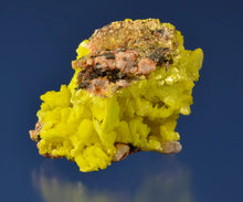 Load image into Gallery viewer, Autunite from Margnac Mine, Haut Vienne, Limousin, France