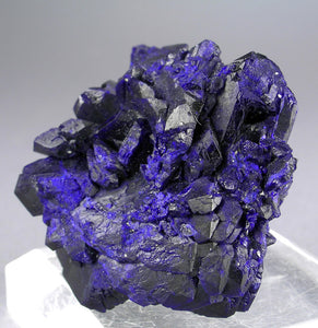 Azurite from Concepcion del Oro, Zacatecas, Mexico