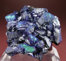 Load image into Gallery viewer, Azurite with Malachite from Milpillas Mine, Sonora, Mexico