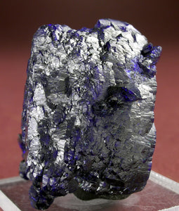 Azurite from Milpillas Mine, Sonora, Mexico