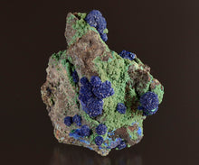 Load image into Gallery viewer, Azurite from Metcalf Open Pit Mine, Morenci, Arizona, USA