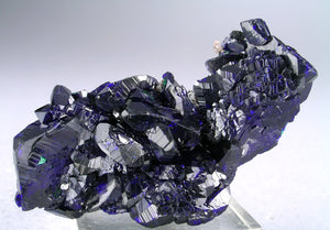 Azurite from Milpillas Mine, Cananea District, Sonora , Mexico