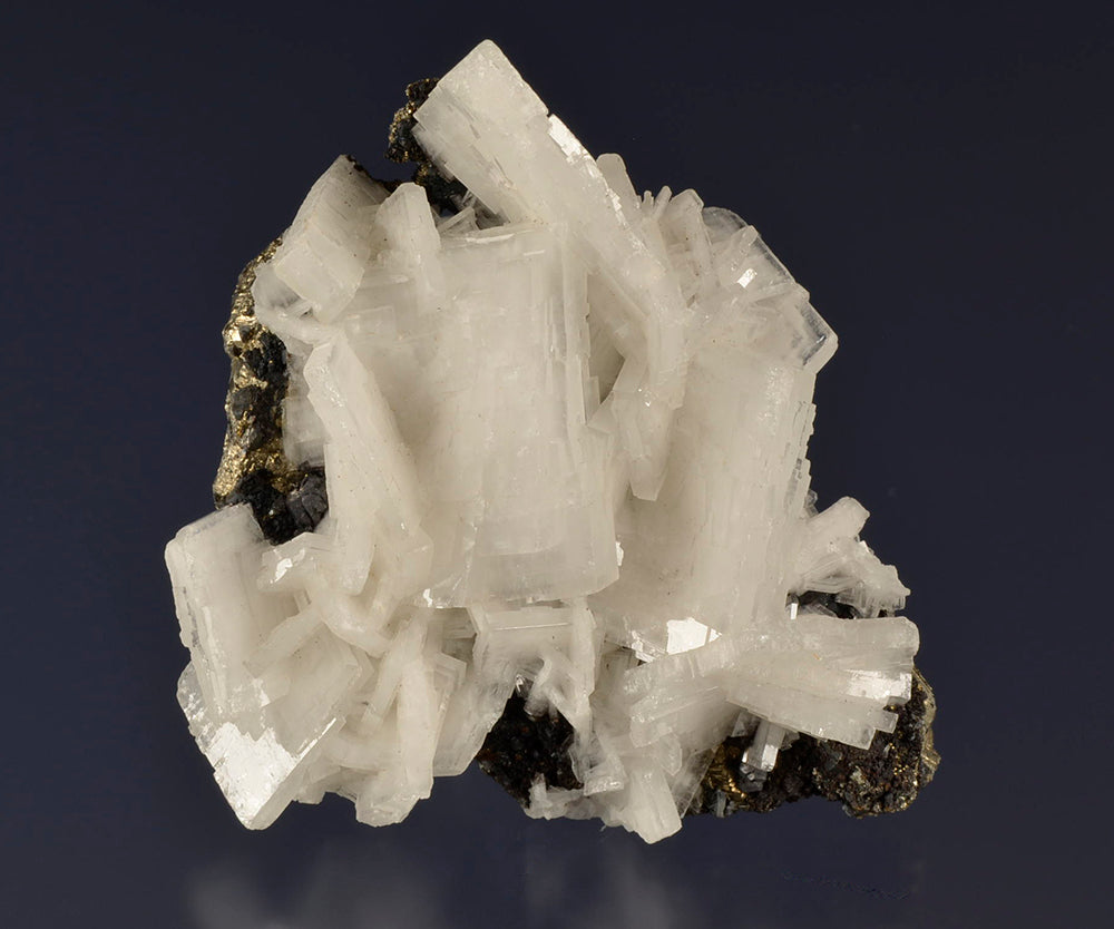 Barite from Huanzala Mine, Dept. Huanuco, Peru