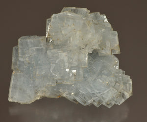 Barite from Bou Hahas, Oumjrane Area, Alnif, Er Rachidia, Morocco