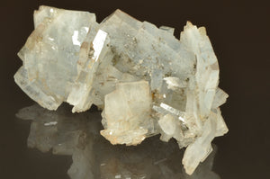 Barite  from Bou-Nahas-Mine-Oumjrane-Alnif-Tinghir-Province-Morocco