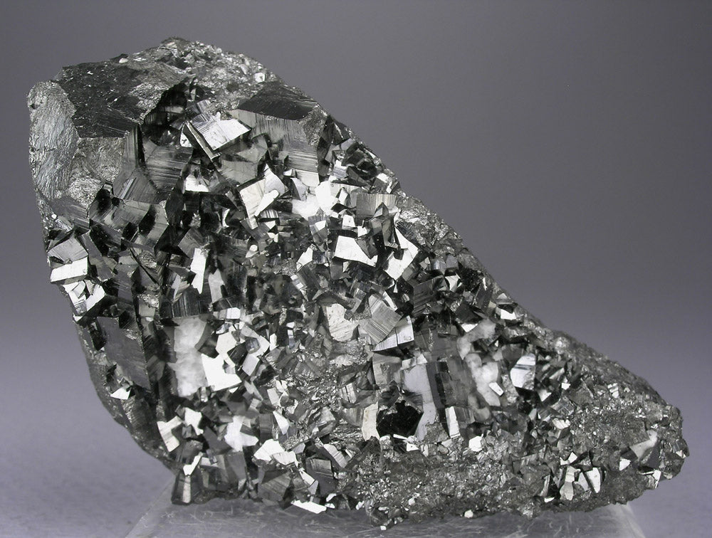 Bixbyite from N'Chwaning II Mine, Kalahari, South Africa