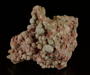 Boracite from Boulby Mine, Loftus, North Yorkshire, England