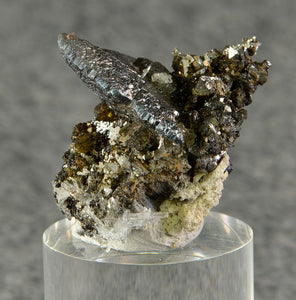 Bournonite from Yaogangxian Mine, Hunan Province, China