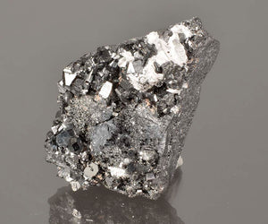 Braunite from N'Chwaning III Mine, Kalahai Manganese Field, Northern Cape Province, South Africa