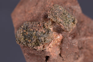 Betafite from Silver Crater Mine, Faraday Township, Hastings Co., Ontario, Canada