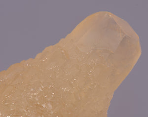 Calcite from Rosclaire District, Hardin Co., Illinois