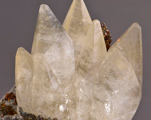 Calcite from Sweetwater Mine, Reynolds Co., Missouri
