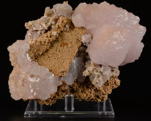 Load image into Gallery viewer, Calcite var. Manganocalcite from Nikolaevskiy Mine, Dal'negorsk, Far-Eastern Region, Russia