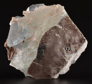Calcite from Xianghualing Mine, Hunan Province, China
