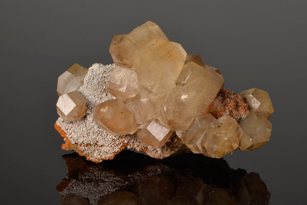 Calcite from Xianghualing-Mine-Hunan-Province-China
