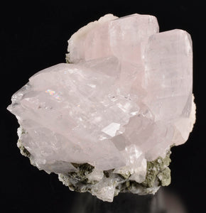 Calcite var. Manganocalcite from Xianghuapu Mine, Hunan Province, China