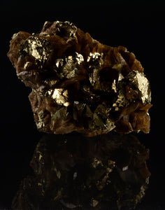 Chalcopyrite from Kaiwu Mine, Guizhou Province, China