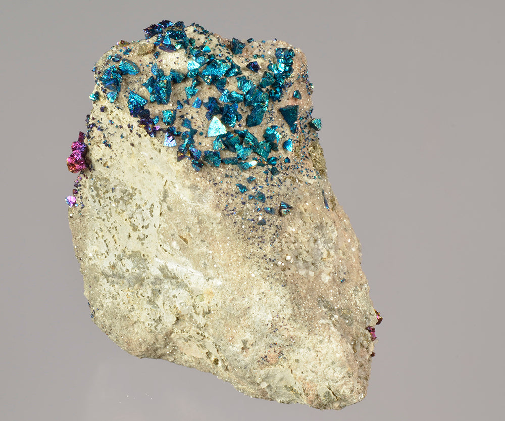 Chalcopyrite from Sweetwater Mine, Reynolds Co., Missouri, USA