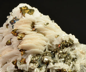 Chalcopyrite from , Cavnic, Romania