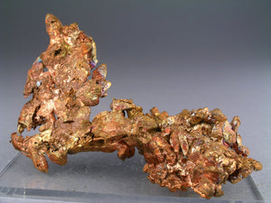 Copper from Central Mine, Keweenaw Co., Michigan, USA