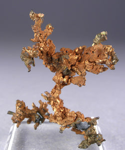 Copper from Keweenaw Peninsula, Houghton Co., Michigan, USA