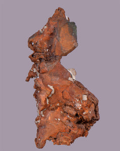 Copper from Quincy Mine, Houghton Co., Michigan, USA