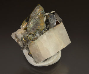 Carrollite from Kamoya South II Mine, Kambove District, Katanga, Dem.Rep.Congo