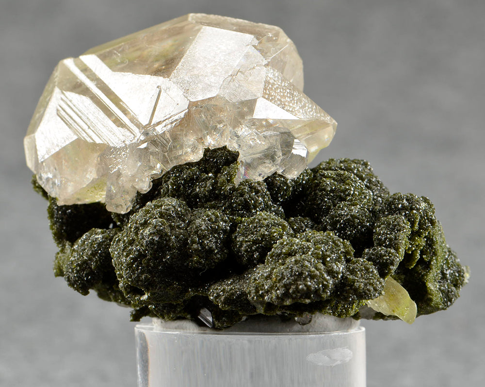 Cerussite from Tsumeb Mine, Tsumeb, Namibia
