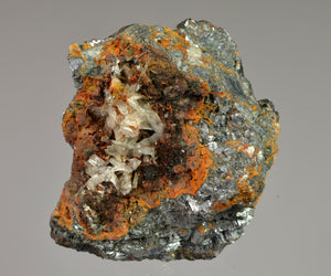 Cerussite from Wheatley Mine, Phoenixville, Pennsylvania, USA