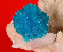 Load image into Gallery viewer, Cavansite from Wagholi Quarry, Poona, Maharashtra State, India