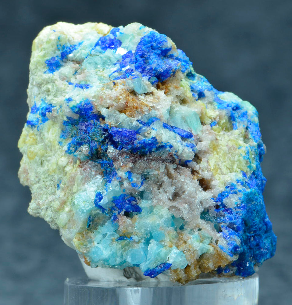 Diaboleite from Collins Vein, Mammoth Mine, Tiger, Pinal County, Arizona