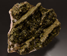 Load image into Gallery viewer, Epidote from Hongquizhen Quarry, Meigu Co., Sichuan Province, China