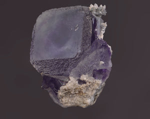 Fluorite from Shangbao Mine, Hunan Province, China
