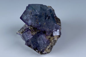 Fluorite from Yaogangxiang Mine, Hunan Province, China