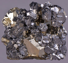 Load image into Gallery viewer, Galena from Huanzala Mine, Dept. Huanuco, Peru