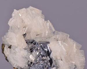 Galena from Huanzala Mine, Dept. Huanuco, Peru