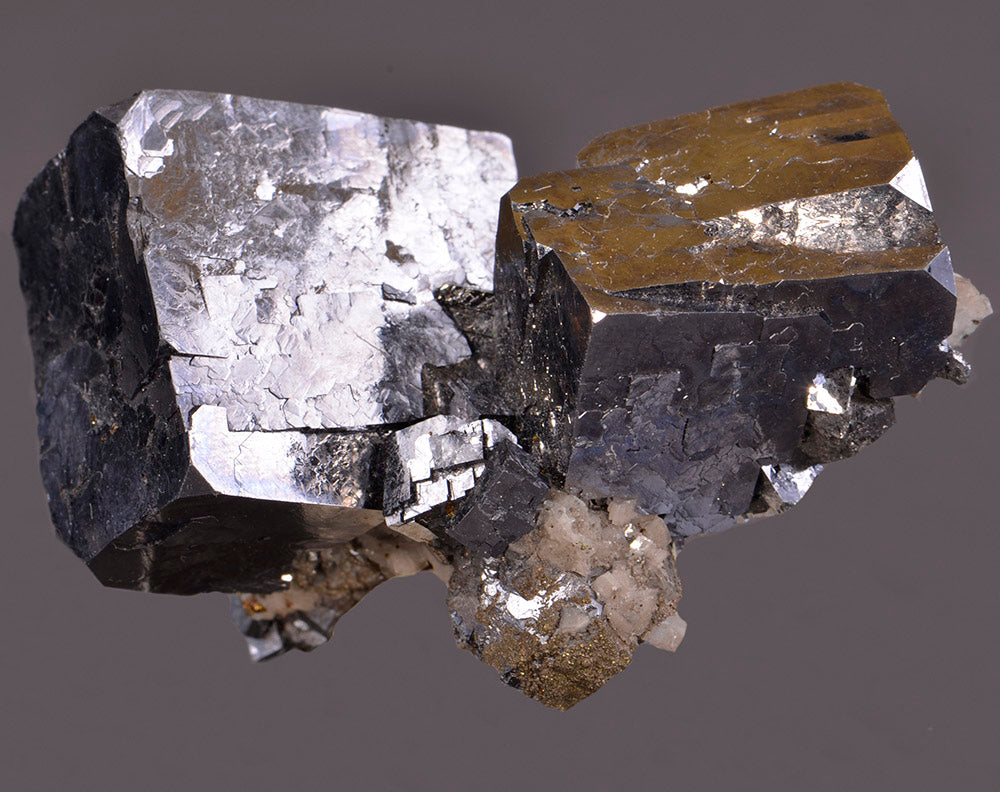 Galena from Sweetwater Mine, Reynolds Co., Missouri