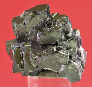 Galena from Krushev dol Mine, Madan Ore Field, Rhodope Mts., Bulgaria
