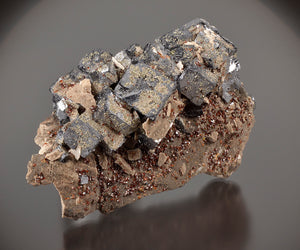 Galena from Picher, Ottowa Co., Oklahoma, USA