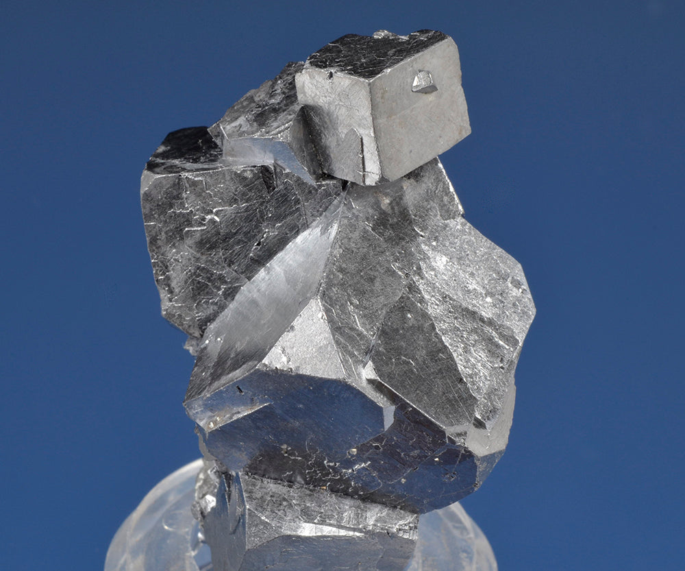 Galena from Sweetwater Mine, Reynolds Co., Missouri, USA