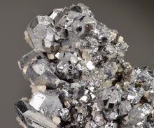 Load image into Gallery viewer, Galena (spinel twin crystals) from Big Bear Orebody, Fletcher Mine, Reynolds Co., Missouri, USA